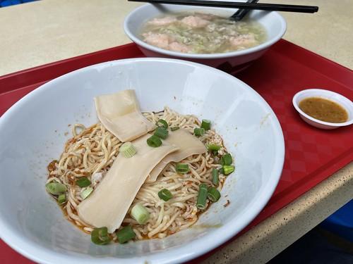 Handmade Prawn Paste Noodle