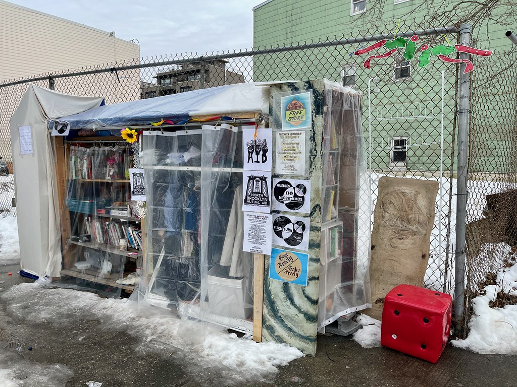 North Brooklyn Free Store