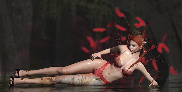 Reclined in Red_056