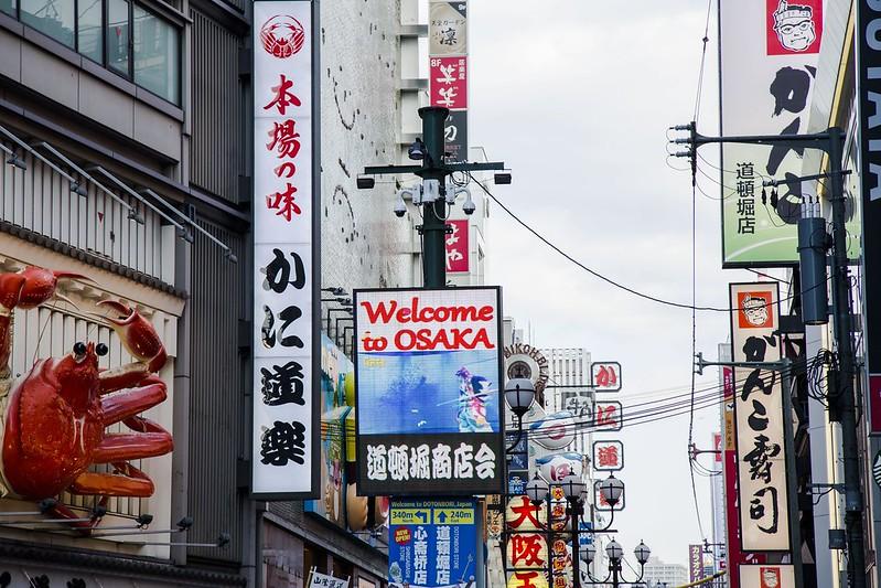 Dotonbori, Osaka, Japan Tuyen Chau