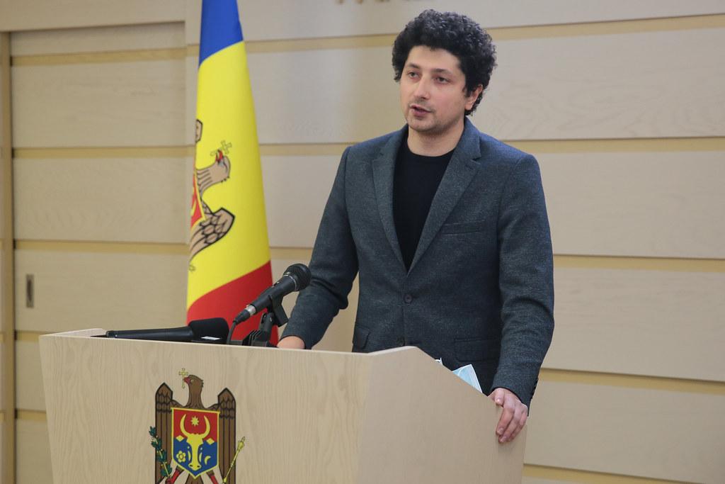 18.02.2021 Briefing de presă, susținut de deputatul Radu Marian, Fracțiunea PAS Blocul ACUM