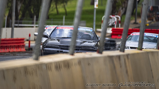 Fathi Shahin's Nismo32 at the 2018 Adelaide Motorsport Festival