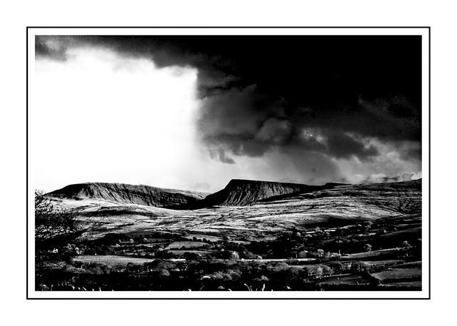 Black Mountain Storm Front