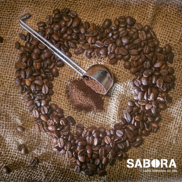 Corazón de café