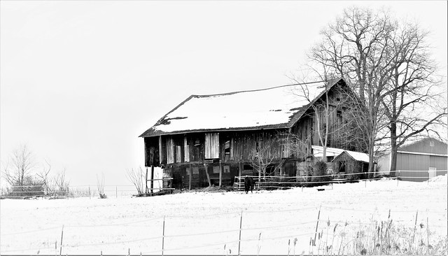 Rural Pennsylvania Barn @ Westmoreland County, PA
