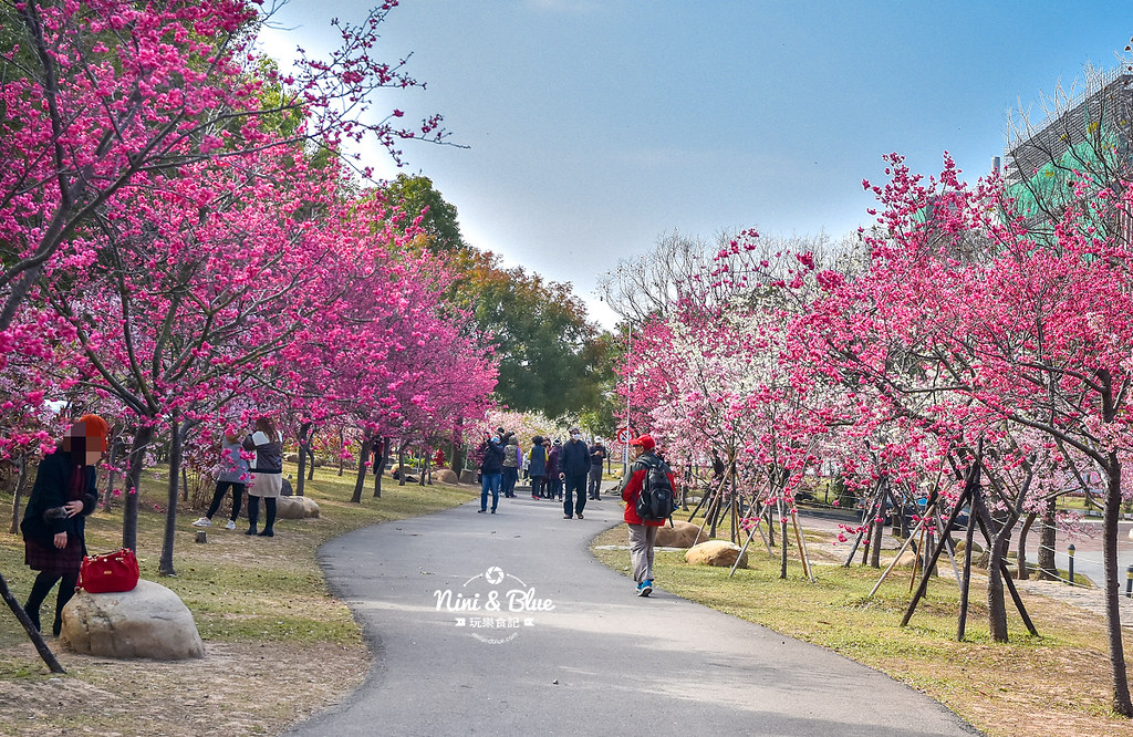 2021中科崴立櫻花公園12