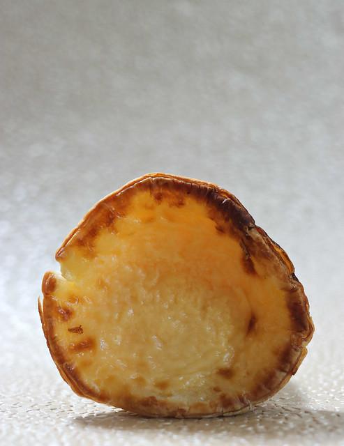 2021: Portuguese Custard Egg Tart