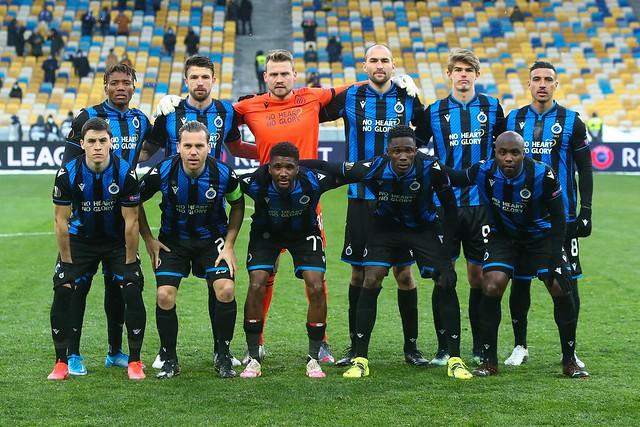 Dynamo Kiev - Club Brugge 18-02-2021