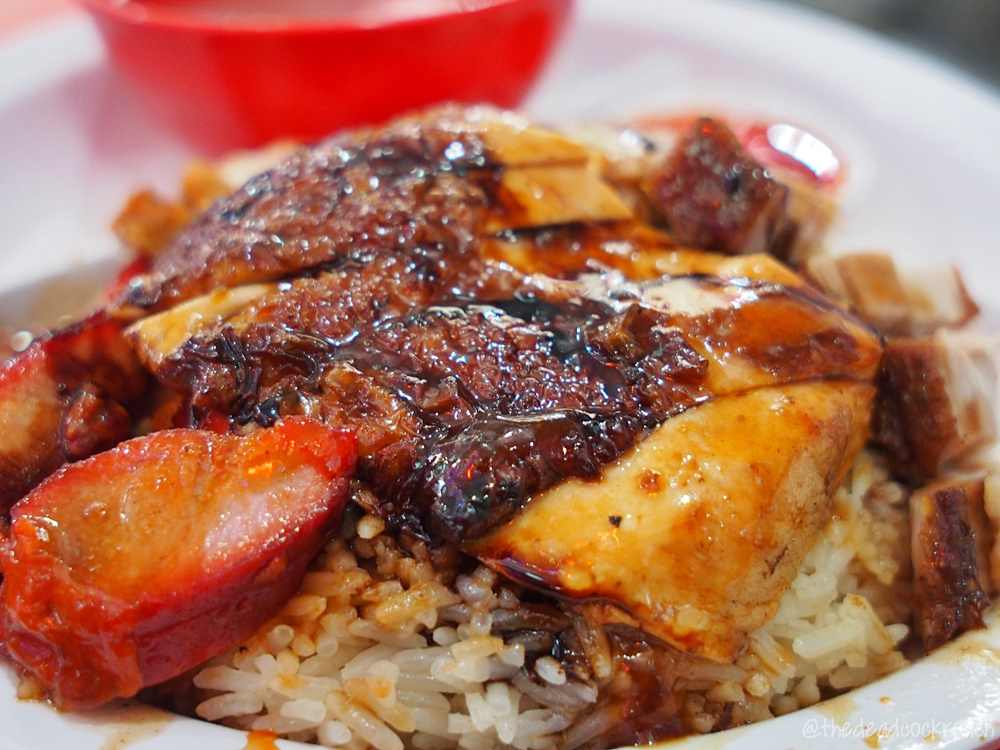 singapore,food review,food,review,char siew,roasted meat,roasted chicken,roasted duck,sin heng kee hainanese chicken rice,abc brickworks,abc brickworks market & food centre,