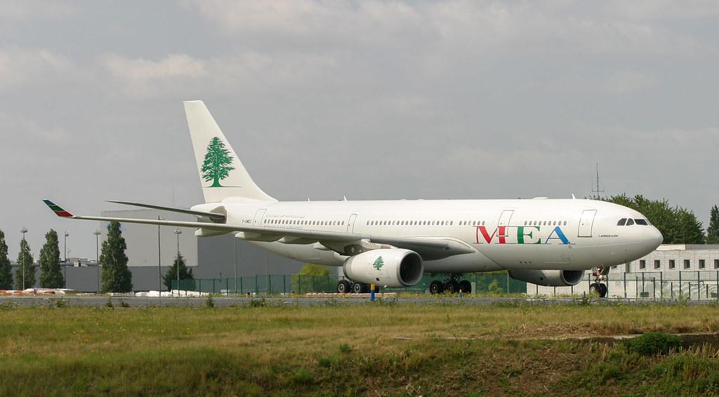 A330   F-OMEC   CDG   20050702