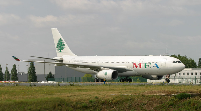 A330 | F-OMEC | CDG | 20050702