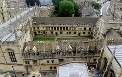 All Souls College, Oxford, Oxfordshire, Angleterre, Royaume-Uni.