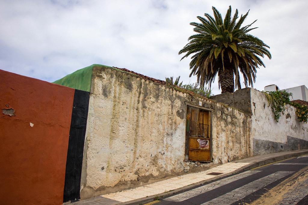 Calle el chorro número 10, casa comunal