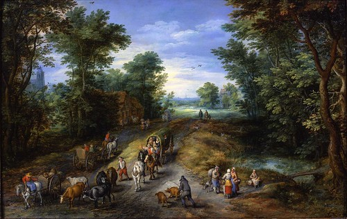 Jan Brueghel the Elder (Flemish, 1568-1625)