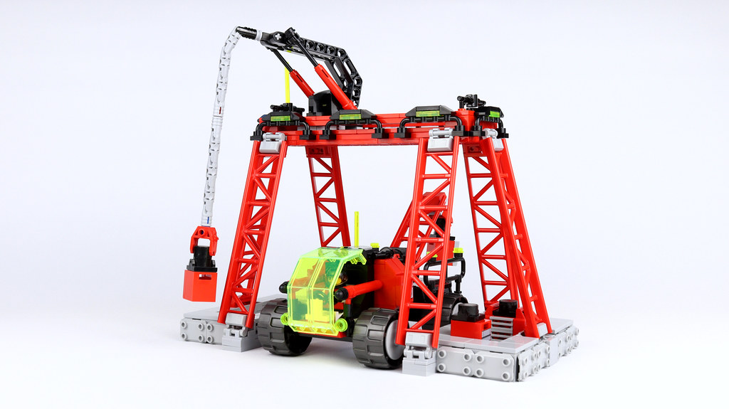 M-Tron Loading Station