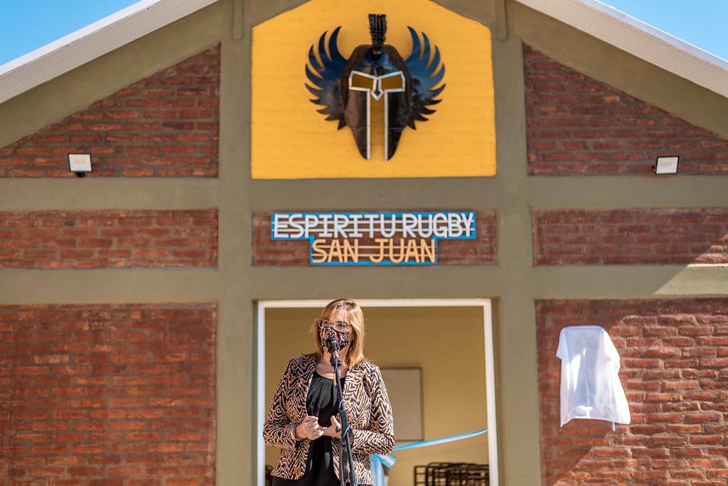 2021-02-18 SEGURIDAD: Se afianza el proyecto Espartanos en el Servicio Penitenciario Provincial