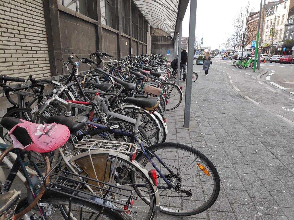 Bicicletas. Hasselt