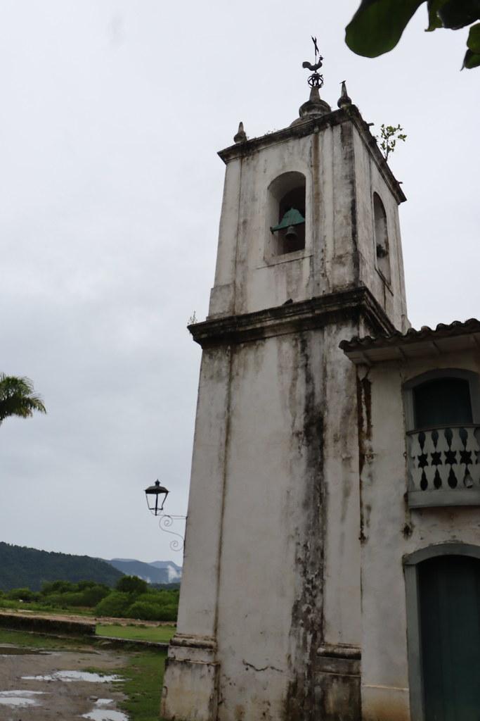 Torre da Igreja Nossa Senhora das Dores