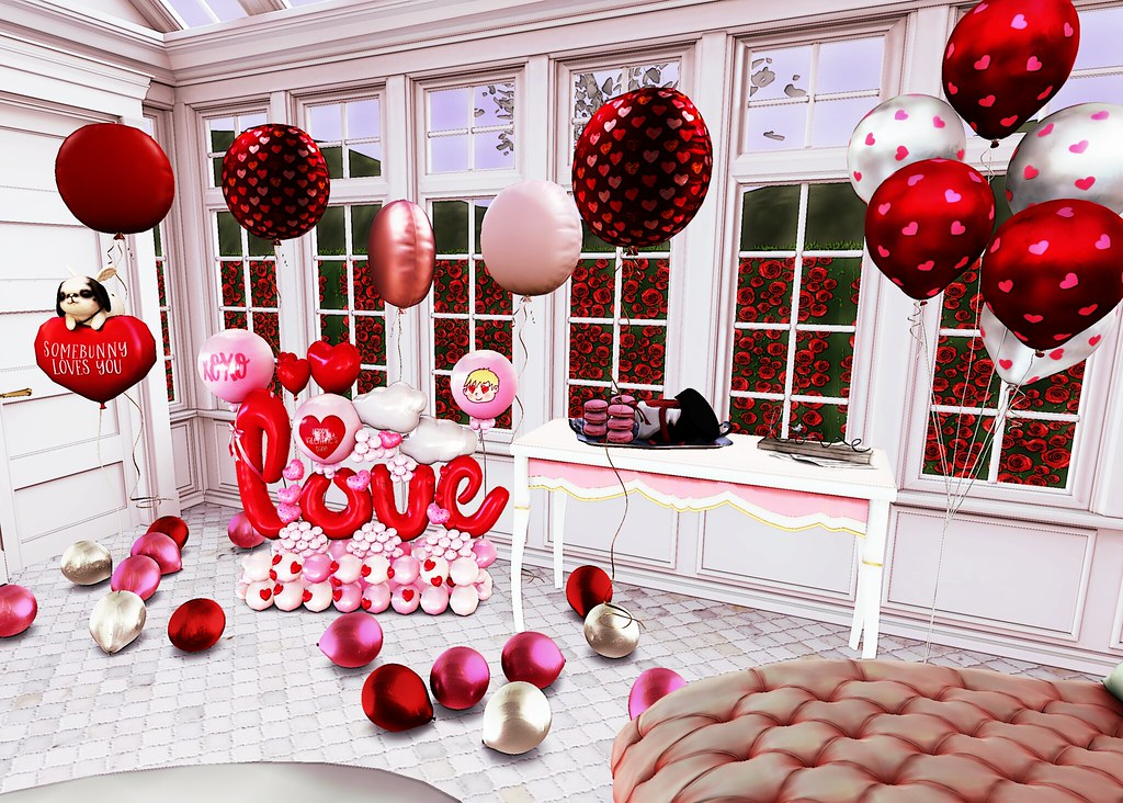 FabFree Post: 99 red balloons
