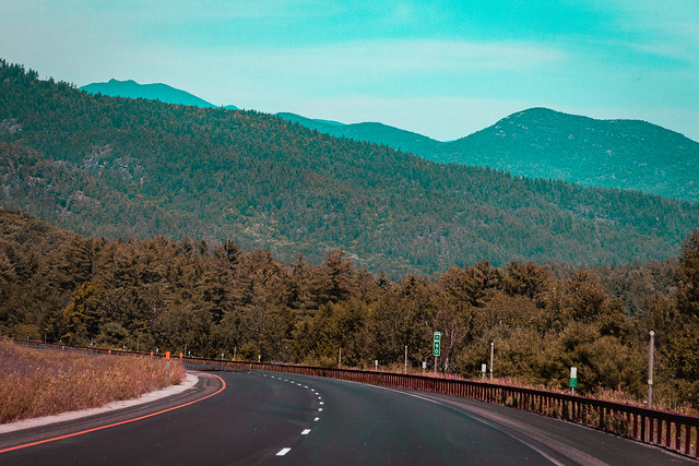 The Road to Mountains