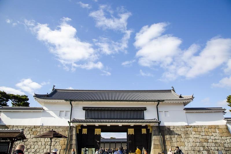 Nijō Castle, Kyoto, Japan Tuyen Chau
