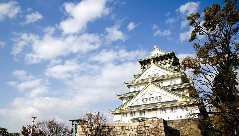 Osaka Castle, Osaka, Japan Tuyen Chau