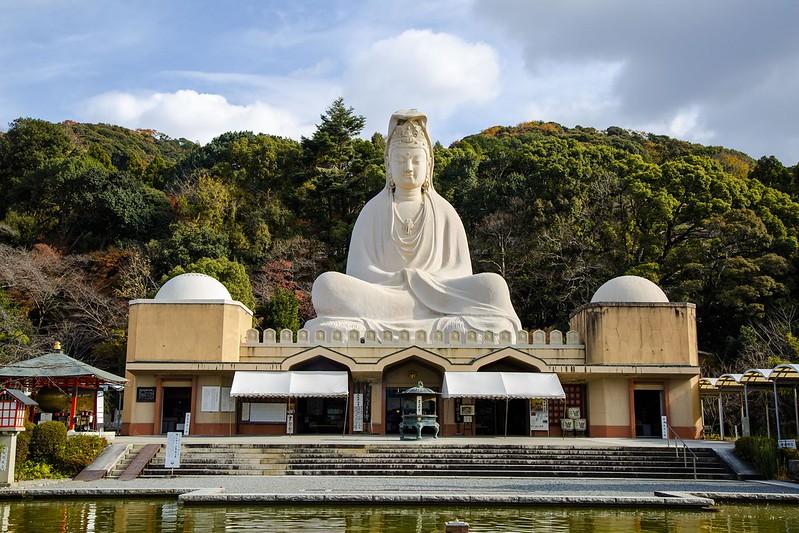 Guan Yin Statue, Kyoto, Japan Tuyen Chau