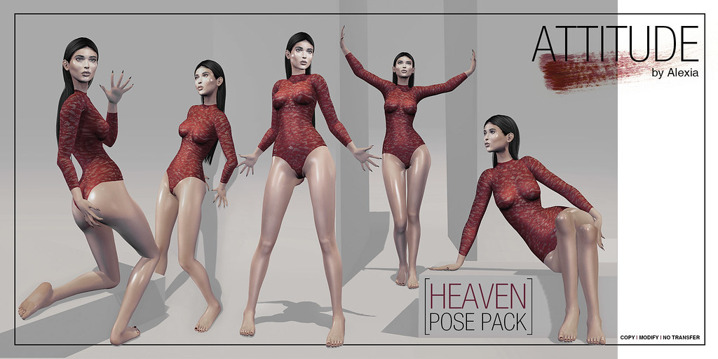 HEAVEN POSE PACK