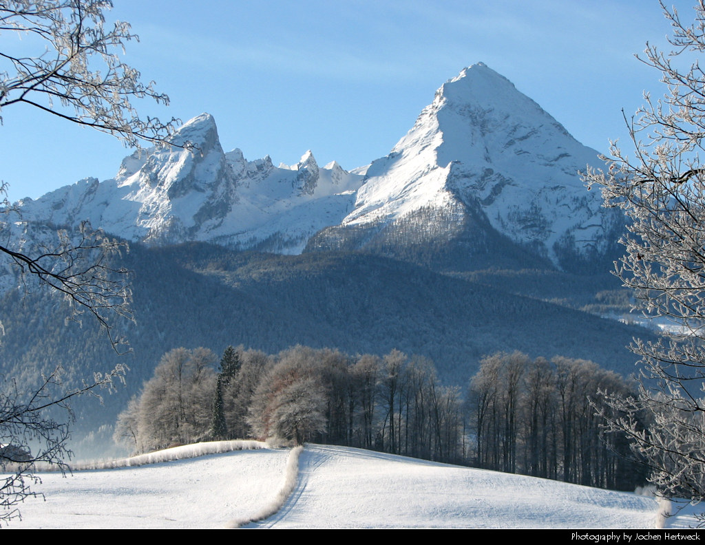 Watzmann, Berchtesgadener Alpen, Germany