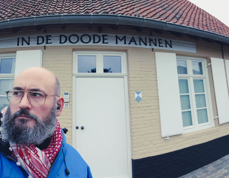IN DE DOODE MANNEN