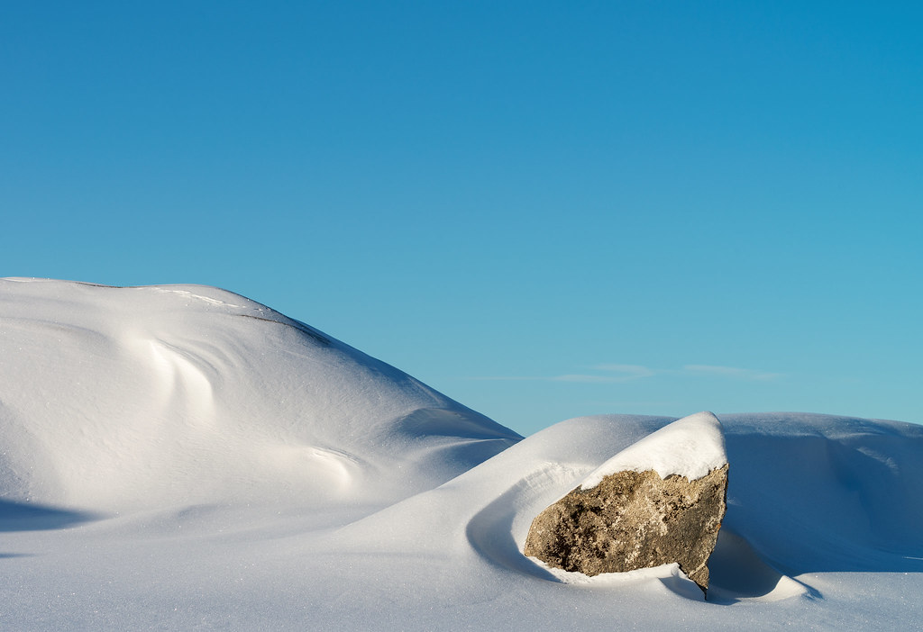 Sand 122 (In snow)