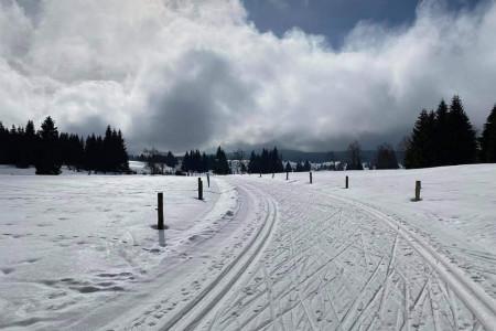 Čeká nás několik dnů jarního lyžování