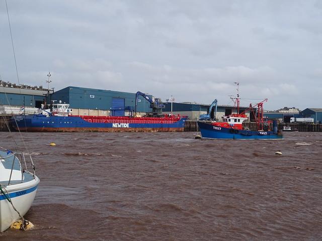 M.V. FRISIAN RIVER (IMO.9421623) General Cargo Ship-Call Sign: PHJH (MMSI.245215000) Scheepvaartonderneming ms Frisian River CV