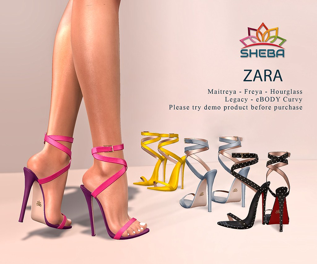[Sheba] Zara Heels  @FBF SALE