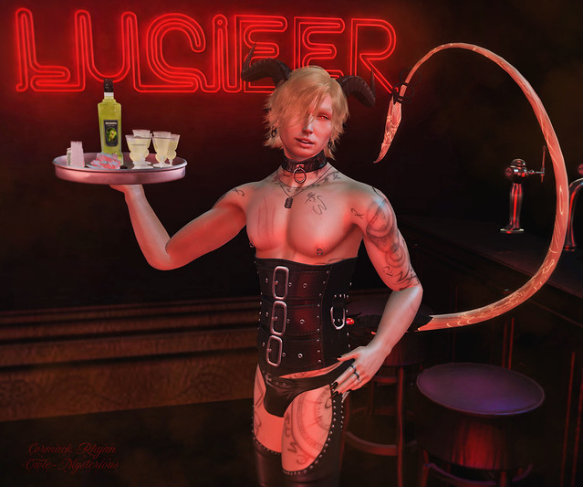 Welcome to Lucifer's