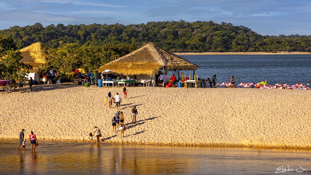 Alter do Chão, Rio Tapajós