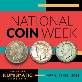 ANA National Coin Week | by Numismatic Bibliomania Society