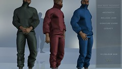 R2A HIGH NECK TRACKSUIT