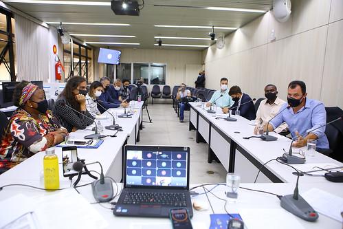 3ª Reunião Ordinária - Comissão de Educação, Ciência, Tecnologia, Cultura, Desporto, Lazer e Turismo