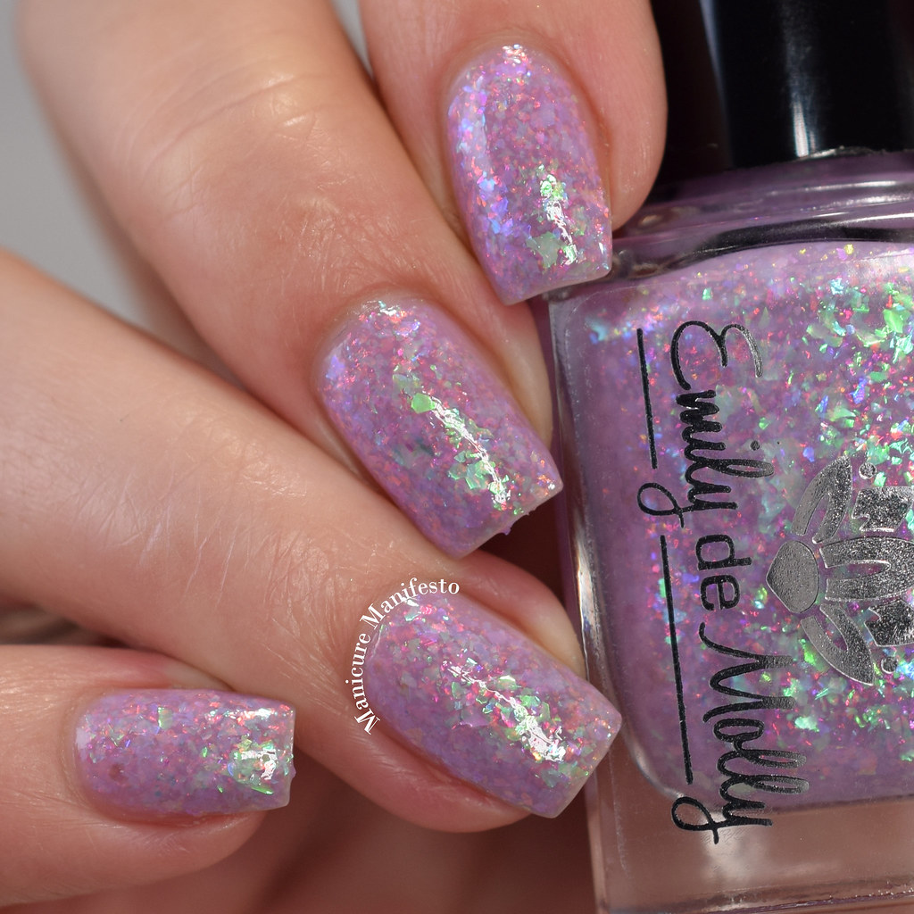 Emily De Molly >Letting You Know swatch