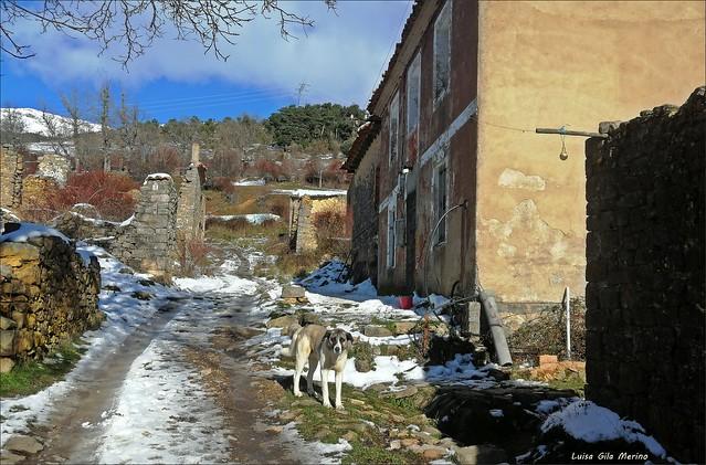 Quintana de la Peña, un pueblo abandonado  (León)
