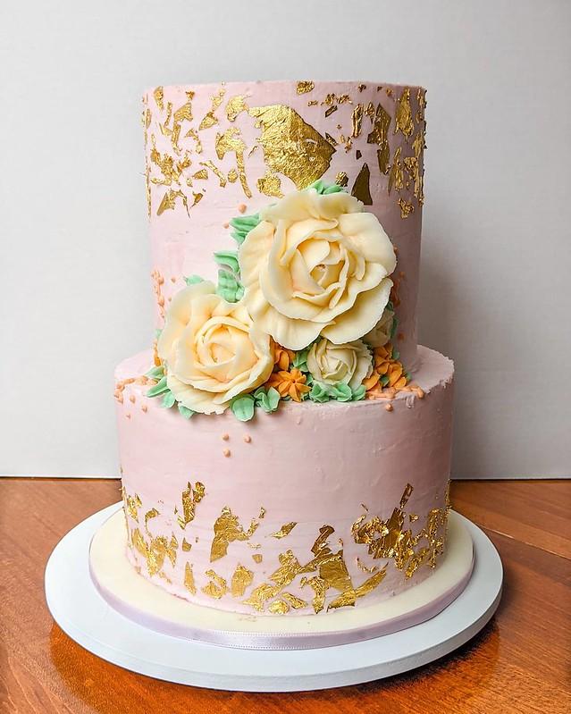 Cake by Sweet Caroline's