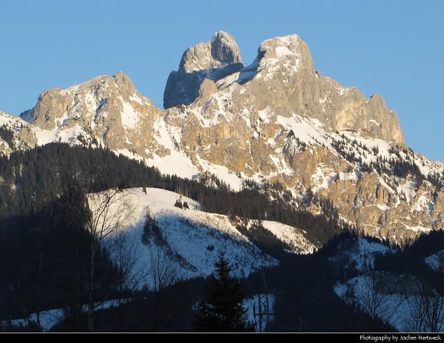 Rote Flüh & Gimpel, Tannheimer Berge, Austria