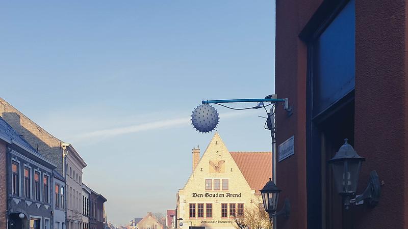 coronakerst / Roesbrugge
