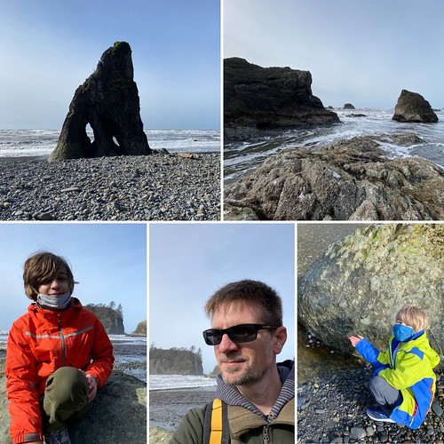 Olympic National Park vacation (2021)