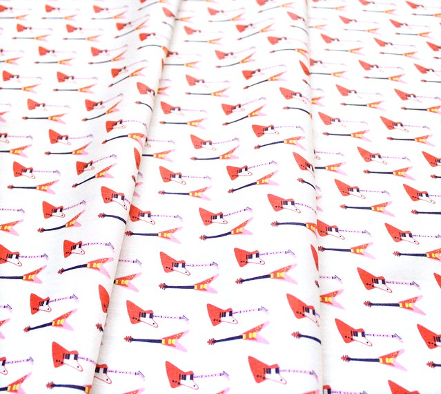 Paintbrush Studio Fabrics Rebel Girl 120-21857 Melody Maker