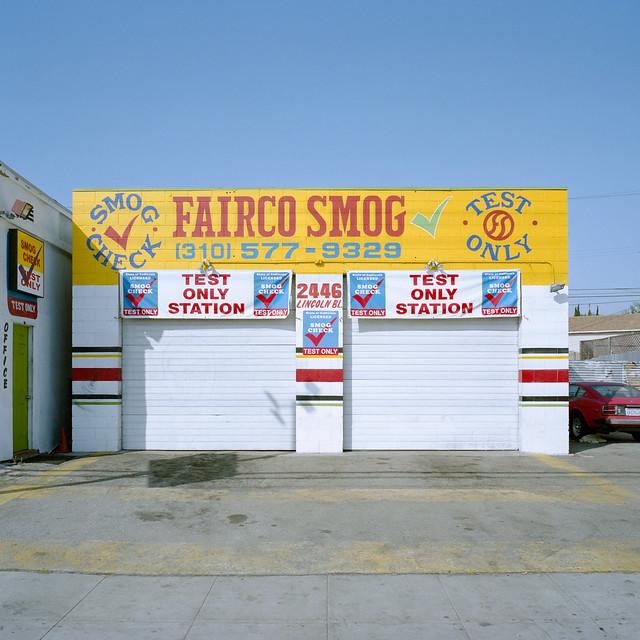fairco smog. venice beach, ca. 2008.