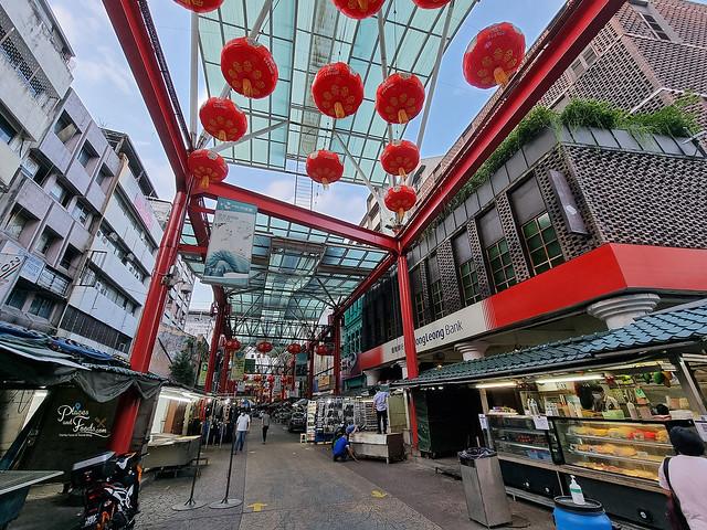 petaling street chinatown