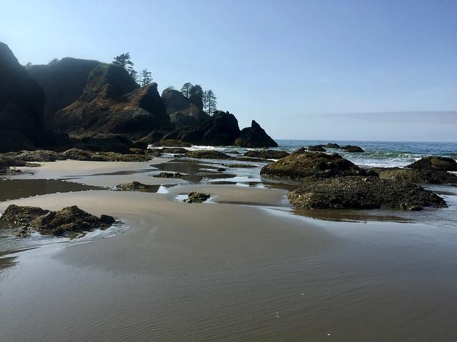 Shi Shi Beach Washington