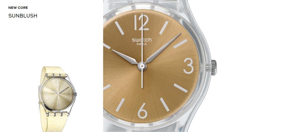 Swatch - Sunblush